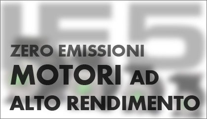 Zero Emissions High efficiency motors